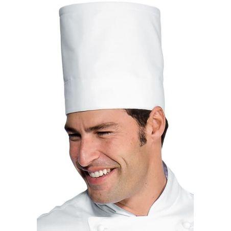Toque de Cuisine Unisexe Elite Isacco