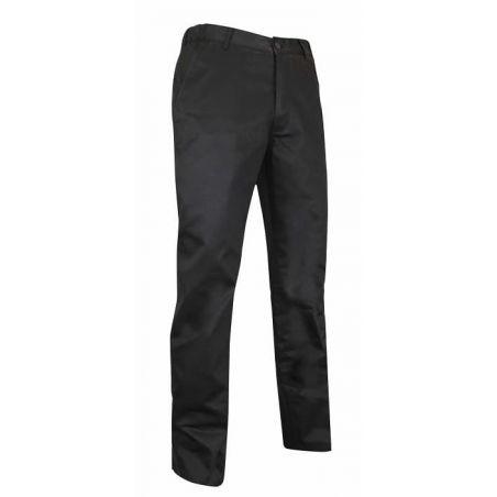Pantalon de Cuisine Homme Marmiton Noir LMA