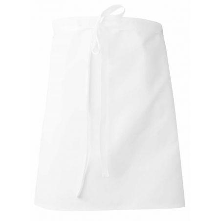 Tablier de Cuisine Traiteur Blanc LMA