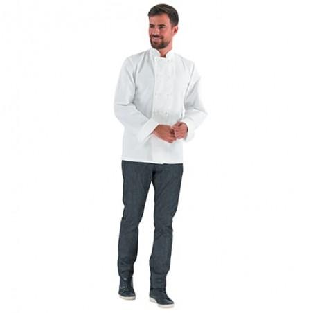 Veste de Cuisine Homme Baguette Blanc Lafont