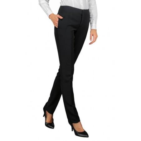 Pantalon de Service Femme Capri Isacco