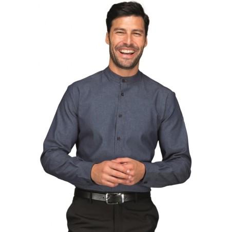 Chemise de Service Homme Detroit Isacco