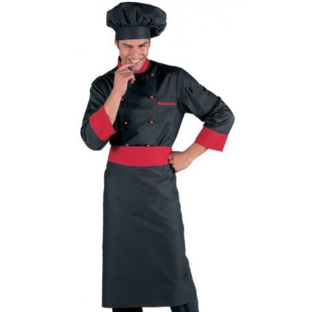 Tablier de Cuisine Unisexe Rondin Isacco