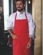 Tablier de cuisine professionnel pour cuisinier et équipe de restauration