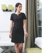 Robe de service pour la restauration et hôtellerie, tenue professionelle