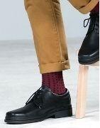 Chaussure professionnelle de serveur femme et homme pour la restauration